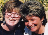 Margaret Tobin and Dorothy Becker